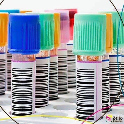 Etiquetas para laboratório